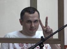 Oleg Sencov Proces: Ruský štát vs. Oleg Sencov