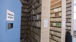 SR justícia väznica Bratislava zrekonštruovaná knižnica