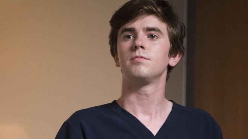 dobrý doktor, the good doctor, good doctor, eddie highmore,