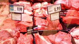 VIDEO: Mäsové škandály otriasajú zákazníkmi. Slovenského mäsa je málo