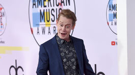 Na akcii AMA 2018 sa objavil aj herec Macaulay Culkin.