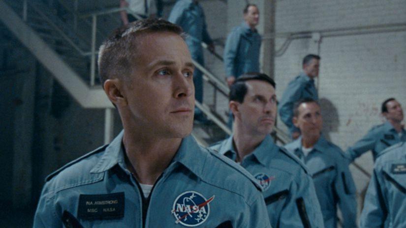 Prvý človek Ryan Gosling