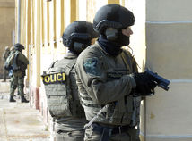 SR polícia terorizmus cvičenie medzinárodné ATLAS NRX