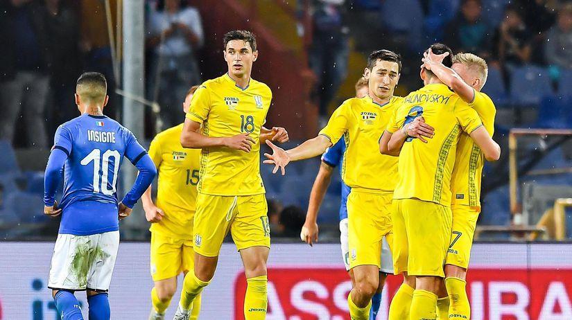 Ukrajina, futbal
