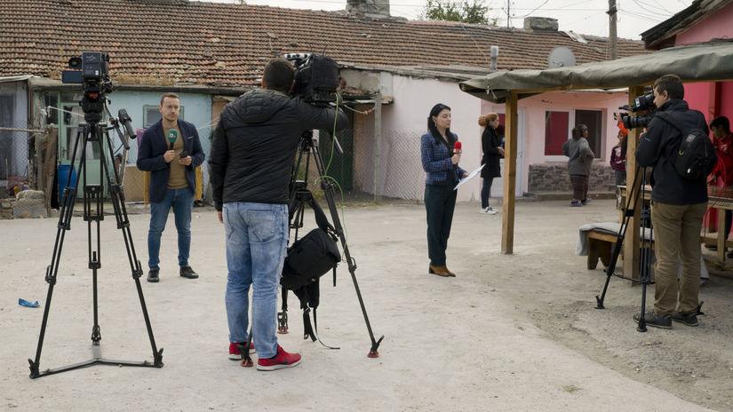 Bulharsko, Viktorija Marinovová, vražda