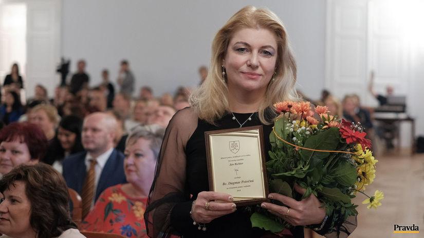 Dagmar Potočná, sociálny čin roka