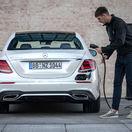 Mercedes-Benz  300 de - plug-in hybrid diesel
