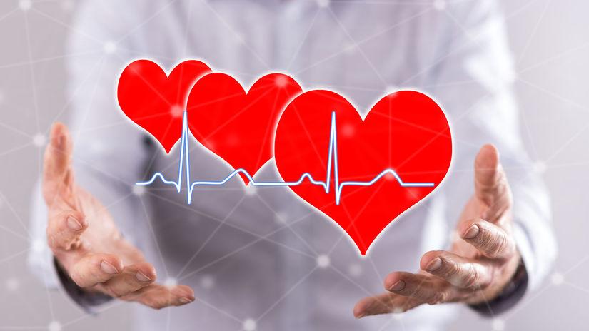 srdce, krvný tlak, infarkt