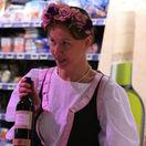 Eleonóra Krčméryová, víno, trh s vínom