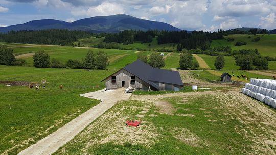Martin Glovaťák, farma,