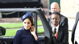 Meghan, vojvodkyňa zo Sussexu.