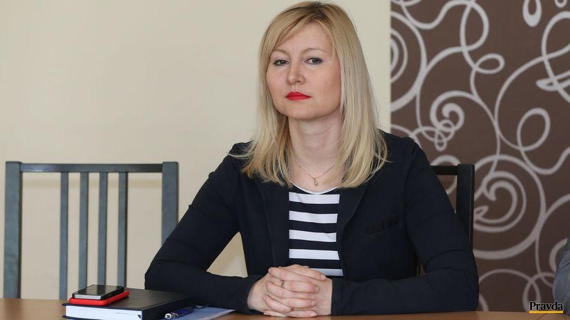 Petra Stano Maťašovská, RTVS