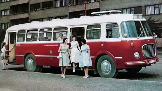 Škoda 706 RTO: Ikona 'socíku' má 60. Očarila aj v Bruseli