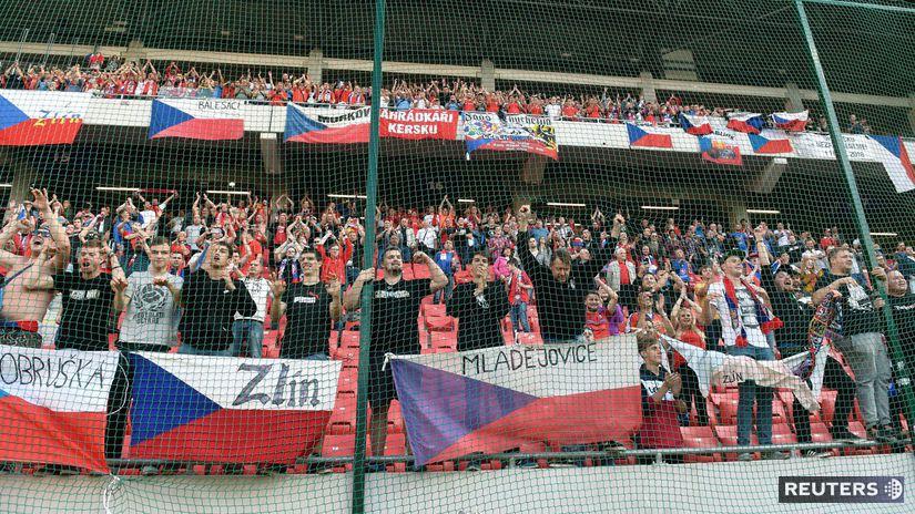 Českí fanúšikovia, Trnava