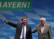 GERMANY-POLITICS/BAVARIA
