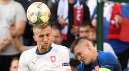 SOCCER-UEFA-NATIONS-SVK-CZE/