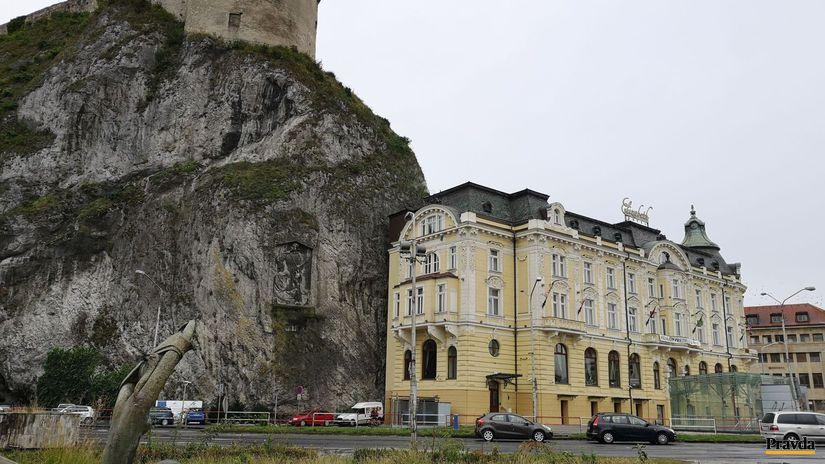 trenčín, hotel