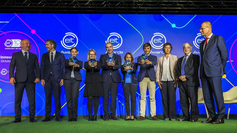 EIT, EIT Awards 2018