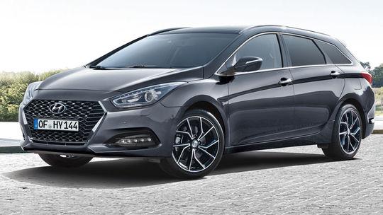 Hyundai i40: Sedan aj kombi dostali nový diesel Smartstream