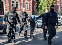 Bystrica ŠTS väzba obvinený vražda Rakovský polícia zadržanie súd