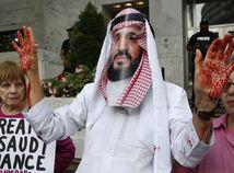Džamal Chášukdží, novinár, protest, washington, arábia