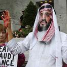 Saudskoarabský kráľ a korunný princ zatelefonovali synovi zavraždeného novinára