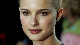 Herečka Natalie Portman na zábere z roku 2005.