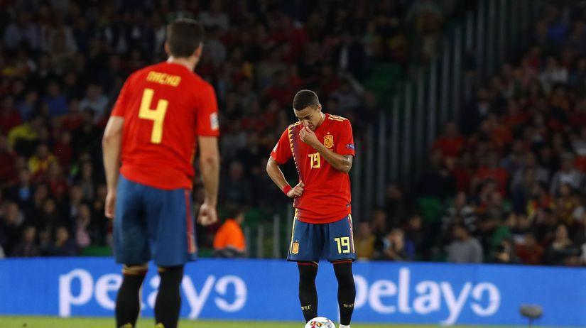 Španielsko, futbal