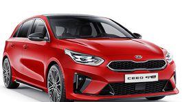 Kia Ceed GT-Line 2018