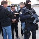 SR polícia domové prehliadky kočner