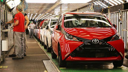 TPCA: Peugeot a Citroën odídu z Kolína. Ich podiel kúpi Toyota