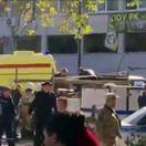 Útočník z kerčskej strednej školy konal sám, tvrdia vyšetrovatelia