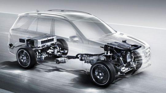 Mercedes-Benz GLE: Bude nové SUV prvým hybridom so spotrebou 0 litrov na 100 km?