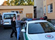 polícia, vražda, michalovce, zadržanie, slovensko, obvinený