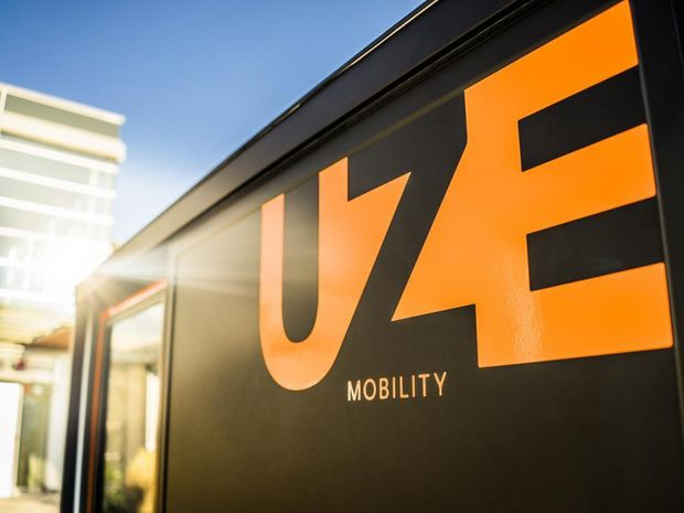 UZE Mobility - 2018 StreetScooter