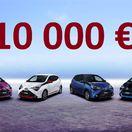 Toto sú autá do 10 000 eur. Dopriať si môžete kombi, MPV aj 4x4!