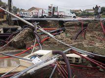 Francúzsko, záplavy