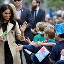 Vojvodkyňa Meghan a princ Harry