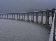 Hongkong Macao most najdlhší čína