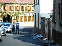 Prestrelka v Kirchheime si vyžiadala dve obete i ťažko zranených