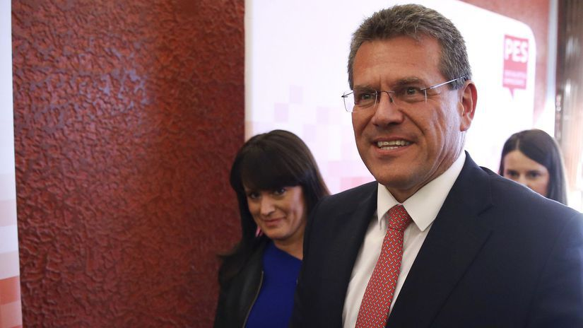 Sefčovič EÚ európska komisia kandidát