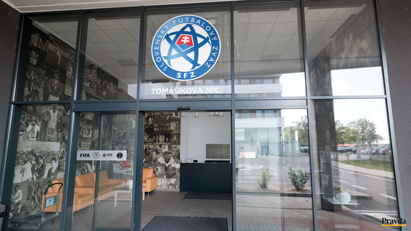 SFZ budova