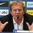 SR futbal reprezentácia Kozák TK tréner odchod BAX