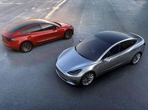 Tesla Motors, model 3