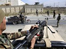 Afganistan parlament voľby