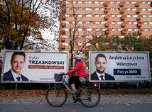 poľsko, voľby