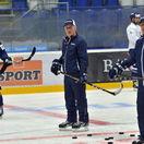 hokej ramsay SR tréning