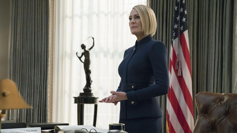 house of cards, dom z kariet, robin wright,