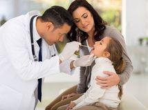 lekár, prehliadka, pediater