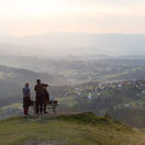 pastieri, výhľad, Koniakówo